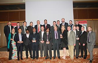 2015 Hi-Force business partner awards