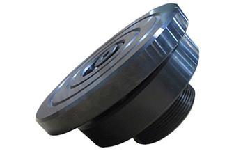 Cylinder saddle