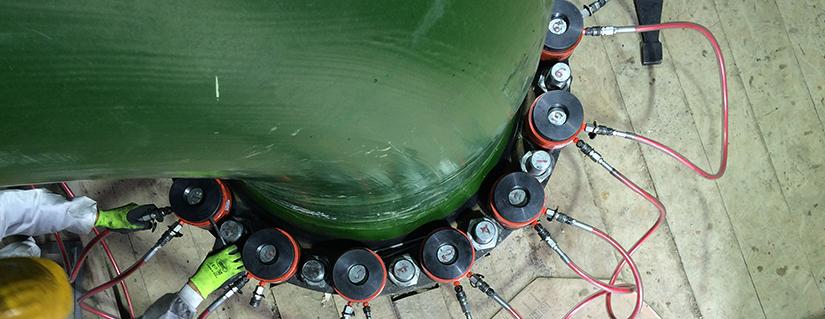 Gas compressor 002