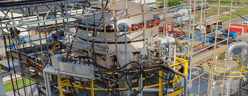 Duslo refinery shutdown 002