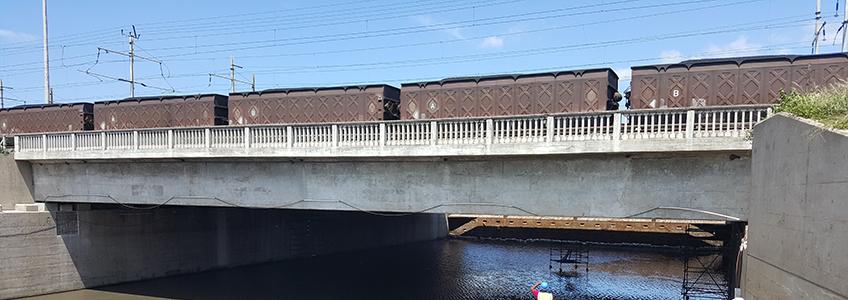 Rehabilitation of Tidal Bridge