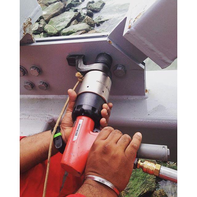 Torque Tools - TMW and HTW Range | Hi-Force Hydraulic Tools