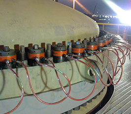 Bolt Tensioning in Kuwait