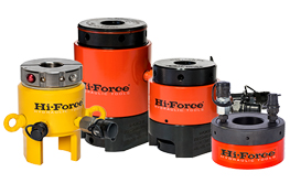 Bolt tensioners