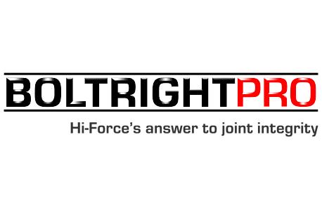 Boltright PRO Torque tightening specs