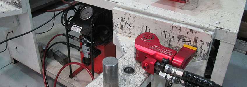 Torque Tool Calibration