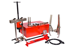 Comprehensive hydraulic puller kits