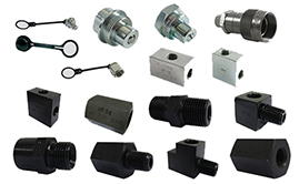 Couplers & Fittings
