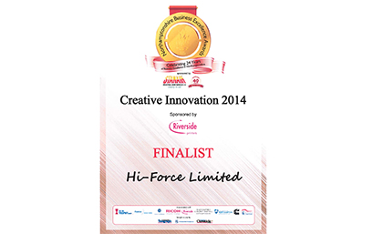 Creative Innovation 2014 Finalist
