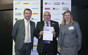 Daventry Manufacturer Highly Commended for Prestigious Regional Business Award
