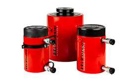 Double Acting High Tonnage Cylinders