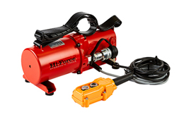Electric Driven LightWeight Mini Pumps With Carrying Strap