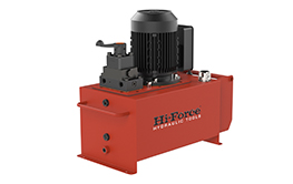 Electric Driven Pumps - General Duty High Flow