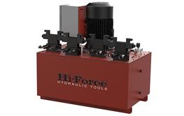 Electric Driven Split Flow Multi-Outlet Pumps