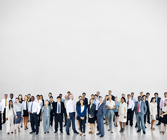 Employing a diversified work force