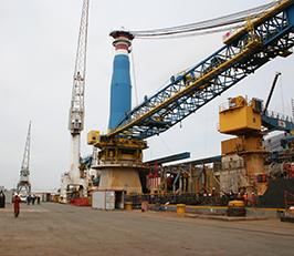 Enermech Lift Shipping Vessel Cape Town - Sean Sandham