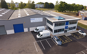 H.E.S Sales Limited occupies new premises