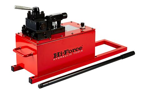 HP Range - High Flow   Hi-Force Hydraulic Tools