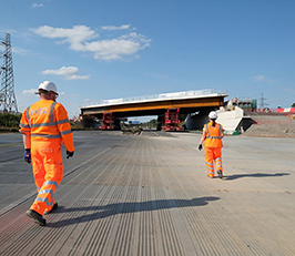 HS2 hi-force synchronised lifting