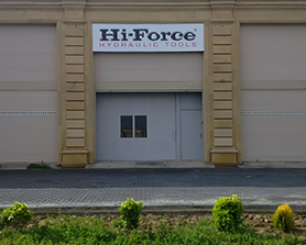 Hi-Force Caspian