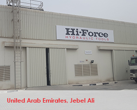 Hi-Force Dubai