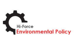 Hi-Force Environmental Policy