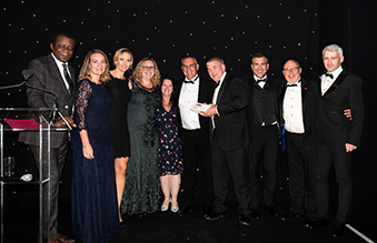 Hi-Force awarded 'Business of the Year 2019'