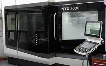 Hi-Force invests in DMG Mori machines