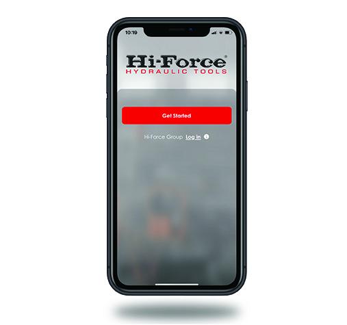 Hi-Force launches customer App