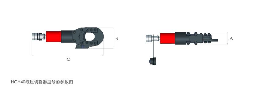 Hydraulic Cutter Heads