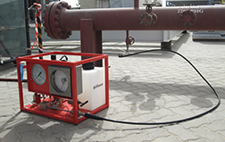 Hydrotest Pumps