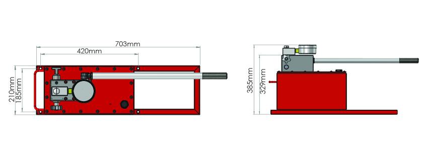 MHP Range | Hi-Force Hydraulic Tools