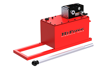 MHX range manually operated hydrotest pumps