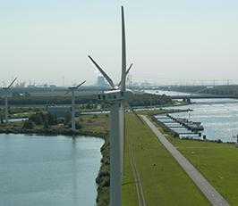 Maintenance on Wind Turbines