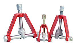 Mechanice Flange Spreaders