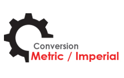 Metric to Imperial Conversion Chart