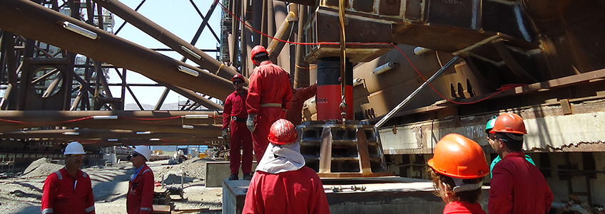 On-Site Lifting & Jacking