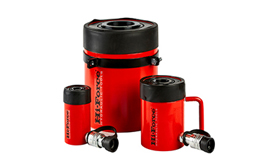 Single Acting Hollow Piston Cylinders