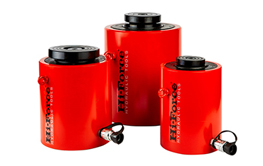 Single Acting Load Return Industrial Cylinders