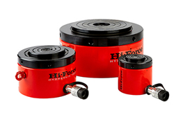 Single Acting Low Height Failsafe Lock Ring Cylinders