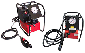 TPA and TPE Torque Wrench Pump