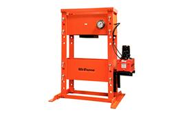 Workshop presses, V-blocks & bed winches