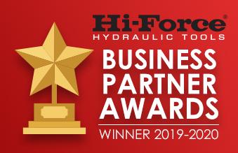 hi-force business partner awards