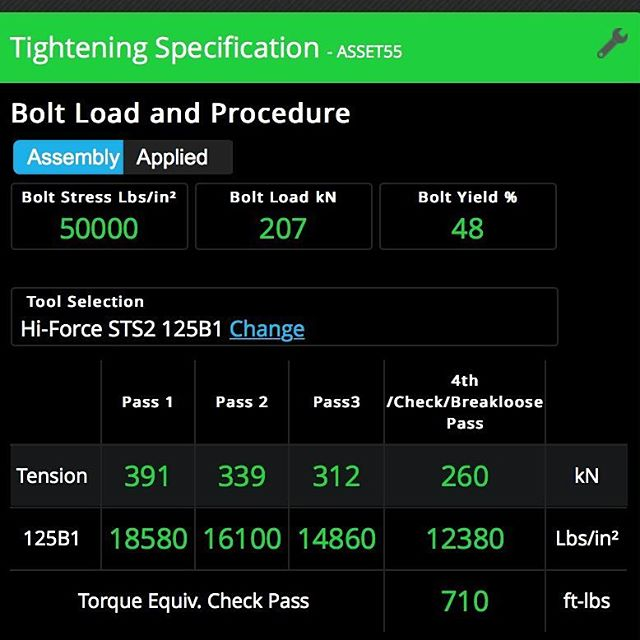 Introducing BOLTRIGHT PRO - the innovative bolted joint integrity software from Hi-Force. Visit www.hi-force.com for more details. #hiforce #boltingtools #boltrightpro
